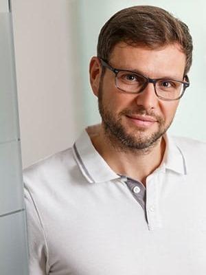 Portrait Dr. Michael Müller